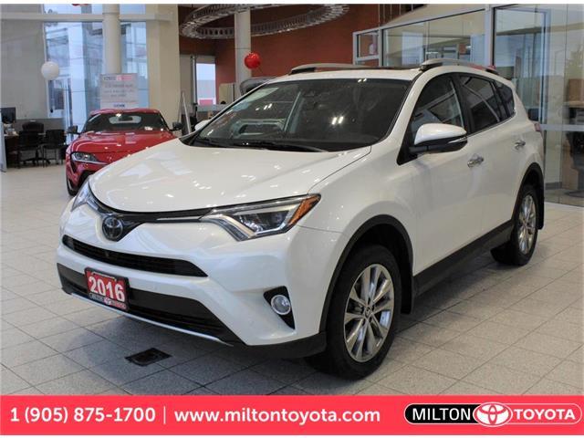 2016 Toyota RAV4 Limited 2T3DFREV6GW491902 491902B in Milton