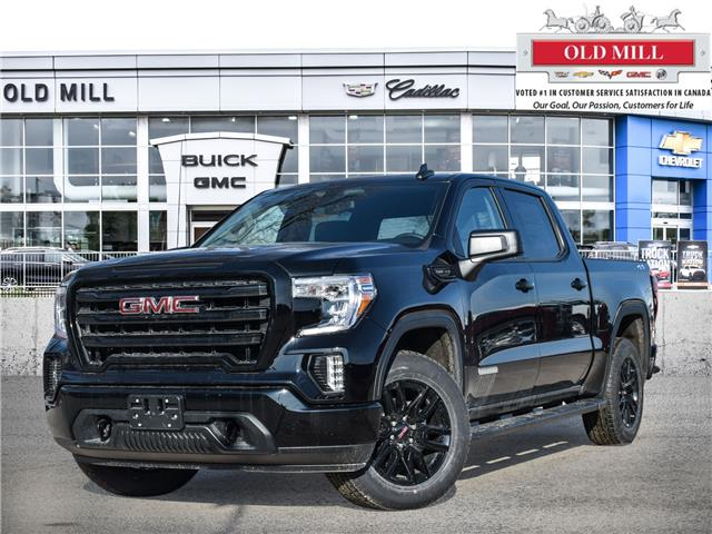 2020 GMC Sierra 1500 Elevation (Stk: LZ206096) in Toronto - Image 1 of 24