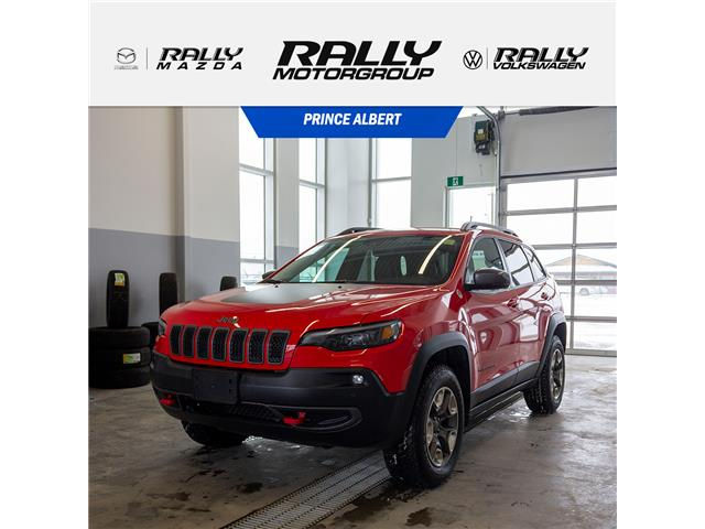 2019 Jeep Cherokee Trailhawk (Stk: V1191) in Prince Albert - Image 1 of 15