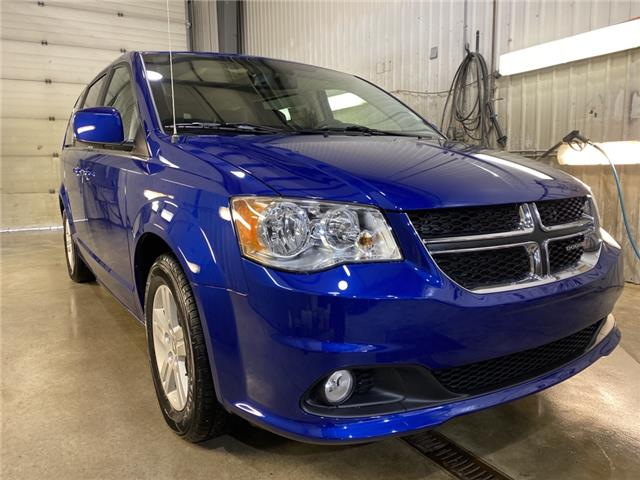 2020 Dodge Grand Caravan Crew (Stk: LT013) in Rocky Mountain House - Image 1 of 28