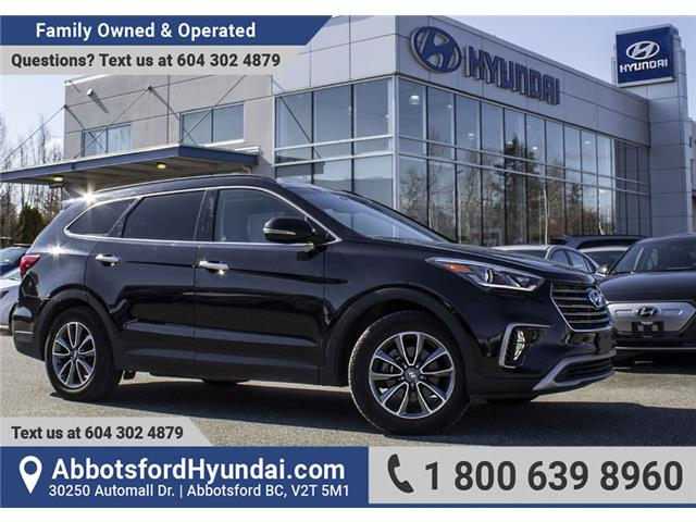 2018 Hyundai Santa Fe XL Luxury (Stk: AH9038) in Abbotsford - Image 1 of 30