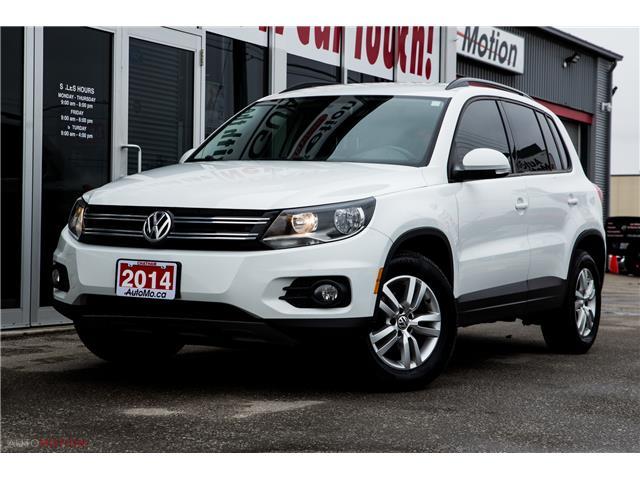 2014 Volkswagen Tiguan  (Stk: 20257) in Chatham - Image 1 of 22