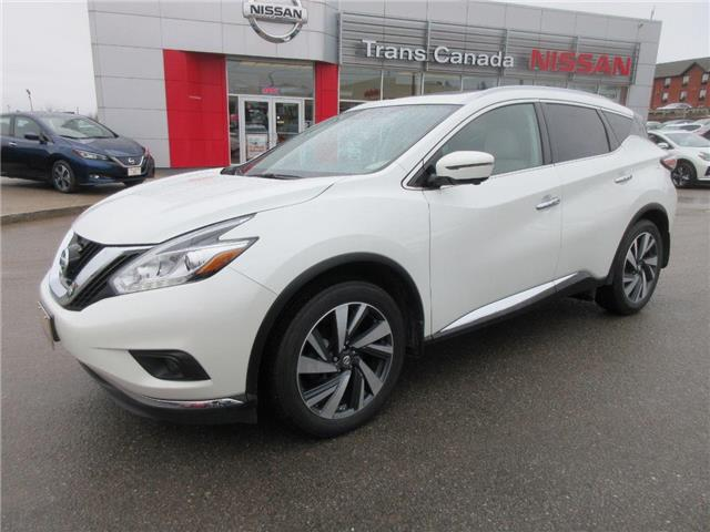 2016 Nissan Murano  (Stk: 91396A) in Peterborough - Image 1 of 25