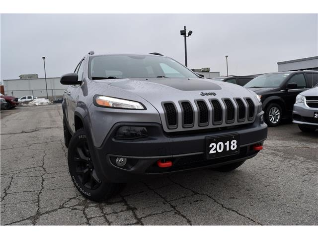 2018 Jeep Cherokee Trailhawk (Stk: 87959) in St. Thomas - Image 1 of 30