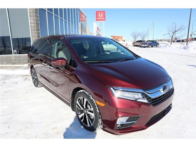 2020 Honda Odyssey Touring (Stk: 20-053) in Grande Prairie - Image 1 of 27