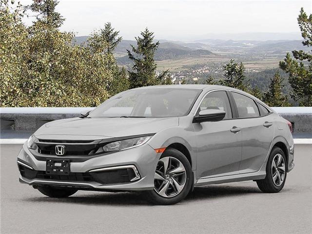 2020 Honda Civic LX (Stk: 20375) in Milton - Image 1 of 23