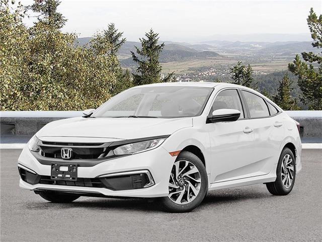2020 Honda Civic EX (Stk: 20377) in Milton - Image 1 of 23