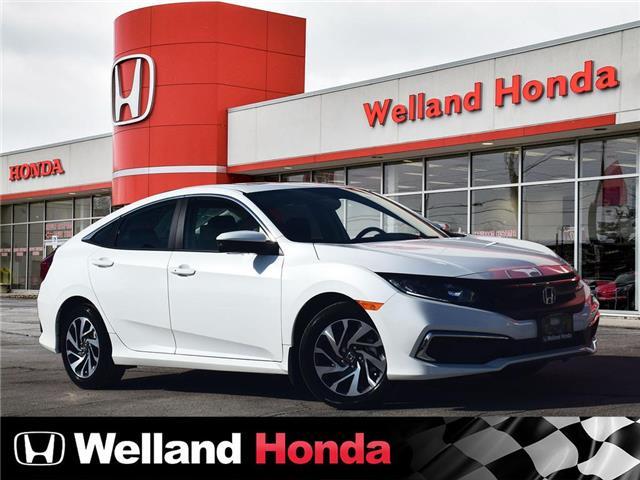 2020 Honda Civic EX (Stk: N19488) in Welland - Image 1 of 24