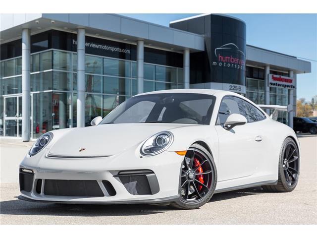 2018 Porsche 911 GT3 (Stk: 19HMS640A) in Mississauga - Image 1 of 28