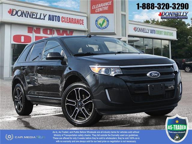 2014 Ford Edge SEL (Stk: PBWDS575A) in Ottawa - Image 1 of 28