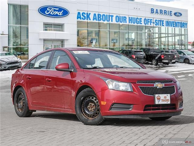 2014 Chevrolet Cruze ECO (Stk: 6531A) in Barrie - Image 1 of 29