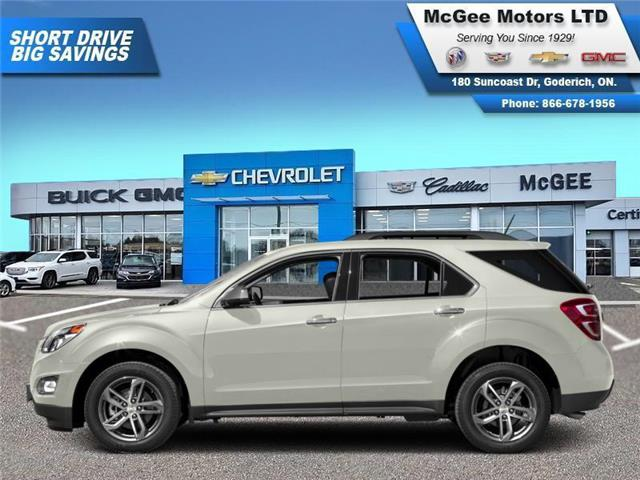 2017 Chevrolet Equinox Premier (Stk: 568358) in Goderich - Image 1 of 1