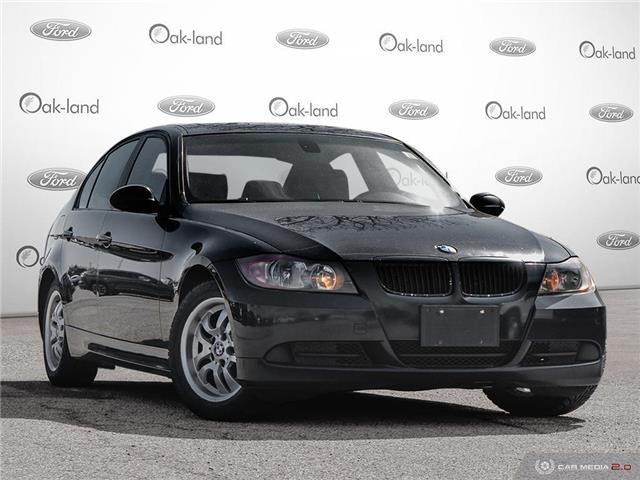2007 BMW 323i  (Stk: 0R003A) in Oakville - Image 1 of 22
