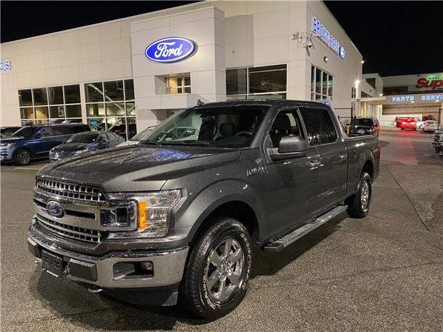 2019 Ford F-150 XLT 1FTFW1E59KKC81080 OP2063 in Vancouver