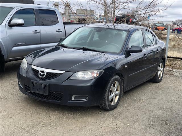 2008 Mazda Mazda3 GX (Stk: 823898) in Milton - Image 1 of 1