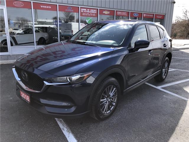 2018 Mazda CX-5 GS (Stk: -) in Newmarket - Image 1 of 22