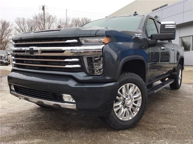 2020 Chevrolet Silverado 3500HD High Country (Stk: 214816) in Brooks - Image 1 of 22