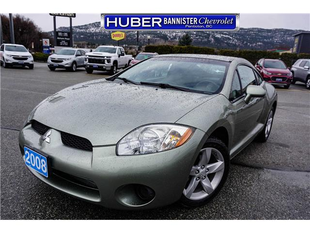 2008 Mitsubishi Eclipse GS (Stk: 9400C) in Penticton - Image 1 of 15