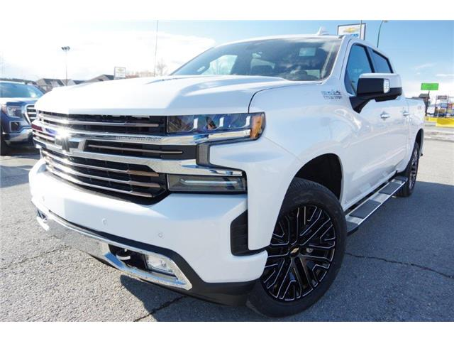 2020 Chevrolet Silverado 1500 High Country (Stk: LZ244173) in Cranbrook - Image 1 of 27