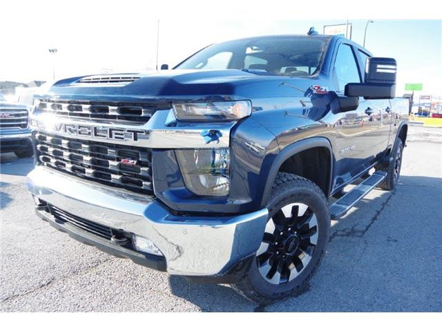 2020 Chevrolet Silverado 3500HD LT (Stk: LF215872) in Cranbrook - Image 1 of 22
