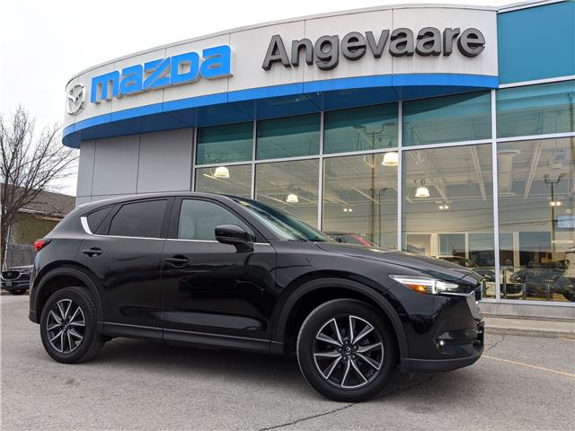 2018 Mazda CX-5 GT (Stk: 1623) in Peterborough - Image 1 of 1