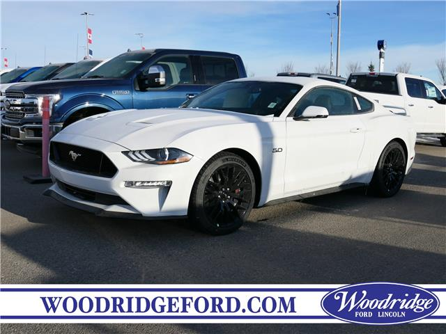 2020 Ford Mustang GT Premium (Stk: L-247) in Calgary - Image 1 of 5