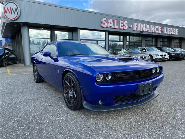 2019 Dodge Challenger Scat Pack 392 (Stk: 19-649408) in Abbotsford - Image 1 of 18