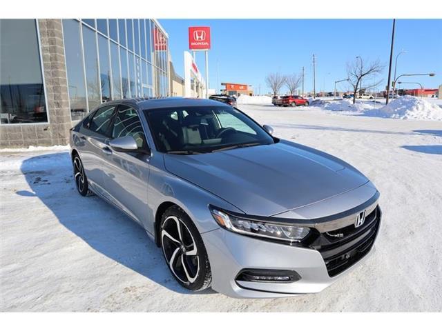 2020 Honda Accord Sport 1.5T (Stk: 20-058) in Grande Prairie - Image 1 of 25