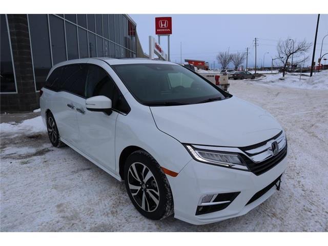 2020 Honda Odyssey Touring (Stk: 20-064) in Grande Prairie - Image 1 of 28