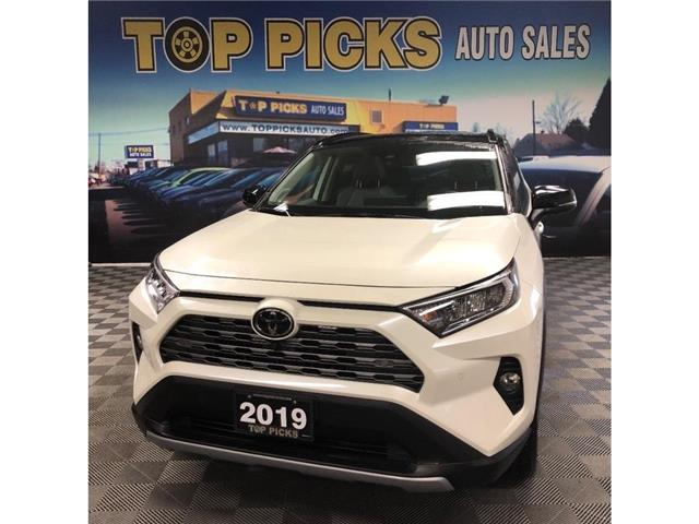 2019 Toyota RAV4 Limited (Stk: 008980) in NORTH BAY - Image 1 of 28