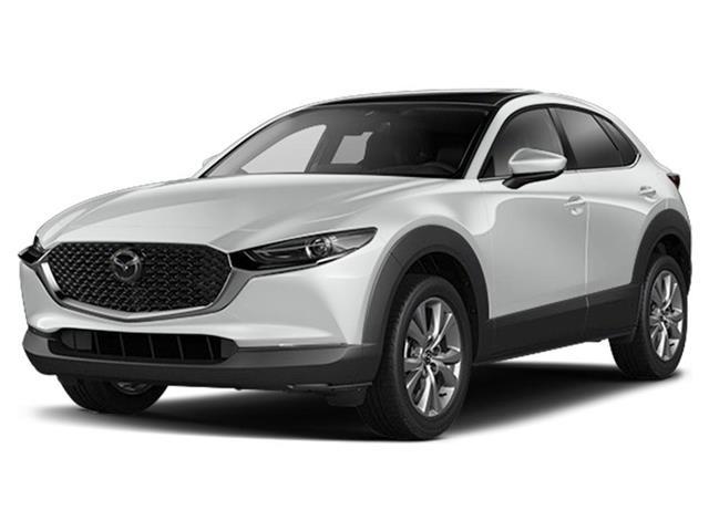 2020 Mazda CX-30 GS (Stk: L8112) in Peterborough - Image 1 of 2