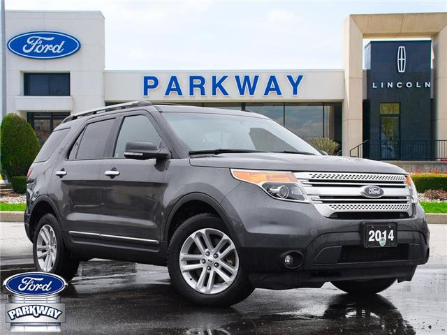 2015 Ford Explorer XLT (Stk: XB315A) in Waterloo - Image 1 of 24