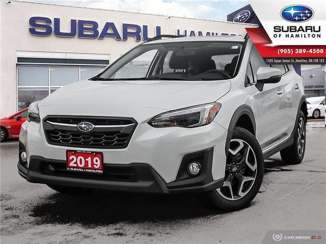 2019 Subaru Crosstrek Limited (Stk: U1547) in Hamilton - Image 1 of 27