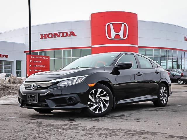 2018 Honda Civic SE (Stk: B0492) in Ottawa - Image 1 of 8
