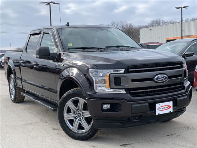 2018 Ford F-150 XLT (Stk: 20T290A) in Midland - Image 1 of 17