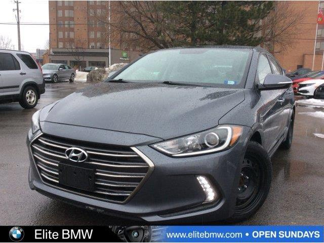 2017 Hyundai Elantra Limited (Stk: 13407AA) in Gloucester - Image 1 of 28