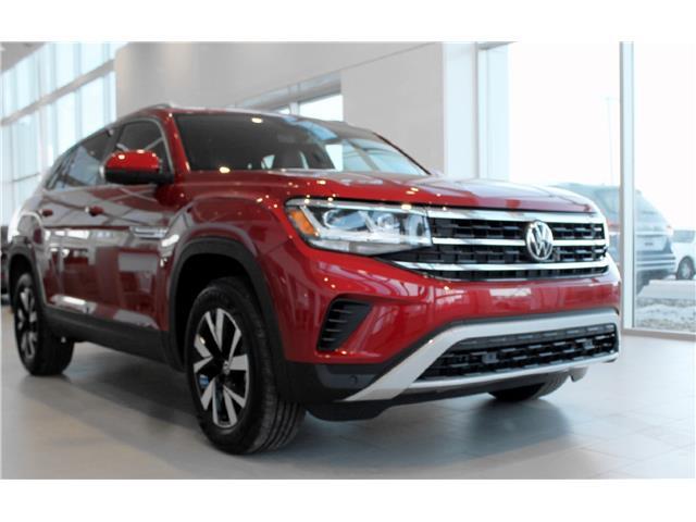 2020 Volkswagen Atlas Cross Sport 2.0 TSI Comfortline (Stk: 70099) in Saskatoon - Image 1 of 25