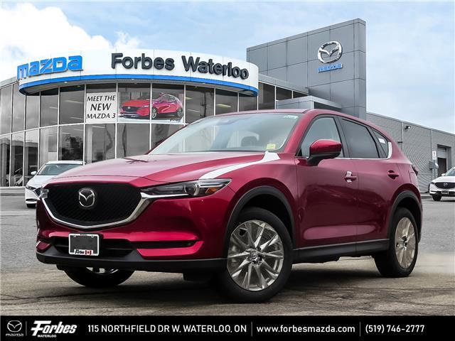 2019 Mazda CX-5 GT (Stk: M6592x) in Waterloo - Image 1 of 17