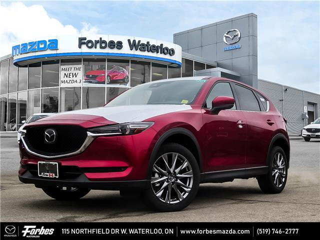 2019 Mazda CX-5 Signature (Stk: M6680x) in Waterloo - Image 1 of 16