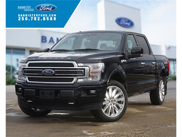 2020 Ford F-150 Limited (Stk: T202043) in Dawson Creek - Image 1 of 17