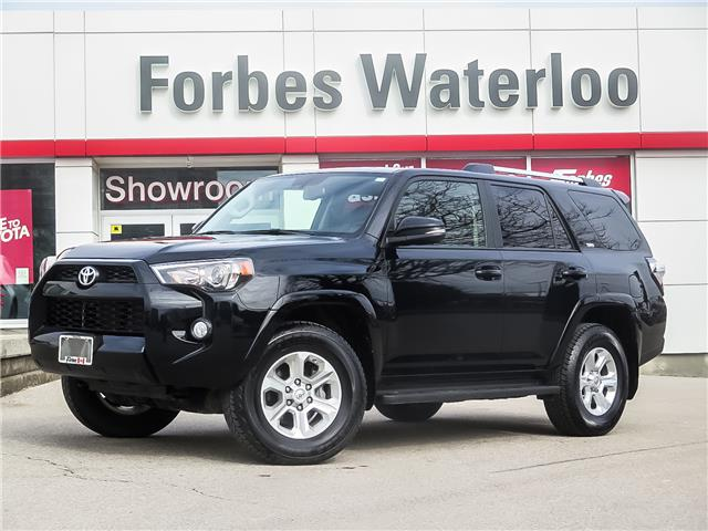 2019 Toyota 4Runner SR5 (Stk: 11757) in Waterloo - Image 1 of 27