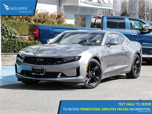 2019 Chevrolet Camaro 3LT (Stk: 190227) in Coquitlam - Image 1 of 13