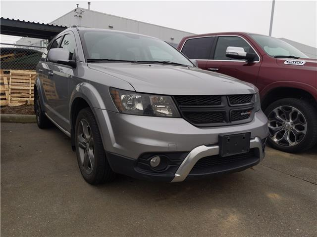 2017 Dodge Journey Crossroad (Stk: LC0134A) in Surrey - Image 1 of 1
