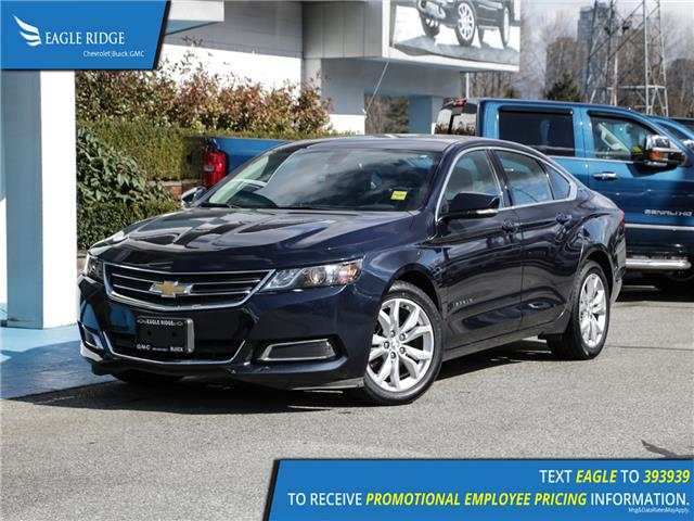 2017 Chevrolet Impala 1LT (Stk: 178626) in Coquitlam - Image 1 of 15