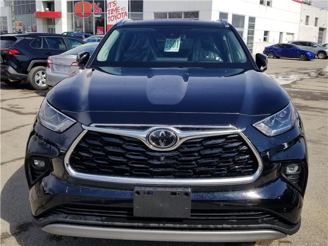 2020 Toyota Highlander Limited (Stk: 20-501) in Etobicoke - Image 1 of 19