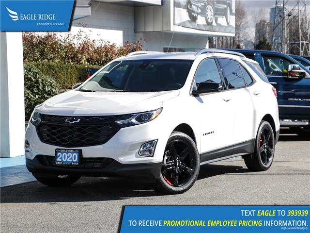 2020 Chevrolet Equinox Premier (Stk: 04621A) in Coquitlam - Image 1 of 17