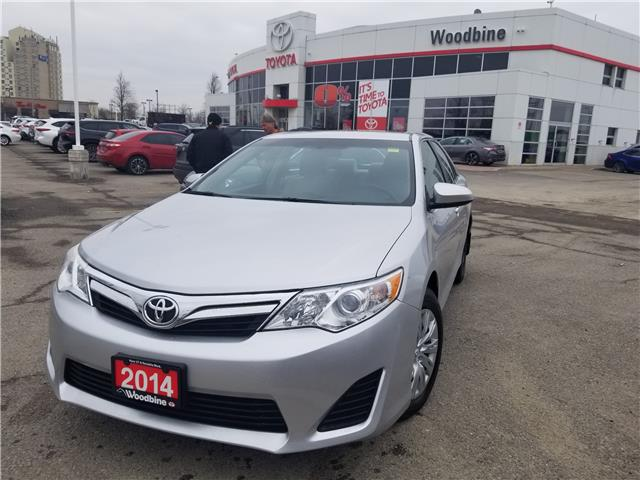 2014 Toyota Camry LE (Stk: P7015) in Etobicoke - Image 1 of 13