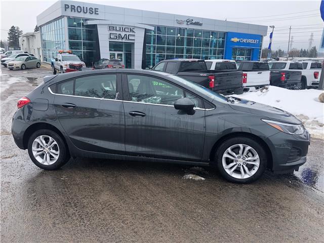 2019 Chevrolet Cruze LT (Stk: 3579-19) in Sault Ste. Marie - Image 1 of 2