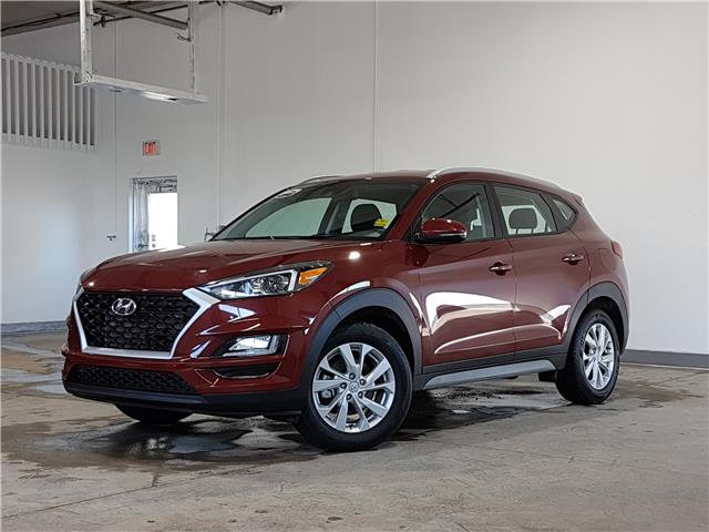 2019 Hyundai Tucson Preferred (Stk: F821) in Saskatoon - Image 1 of 16