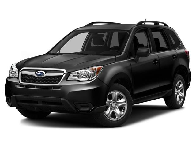 2016 Subaru Forester 2.5i (Stk: 15177AS) in Thunder Bay - Image 1 of 9